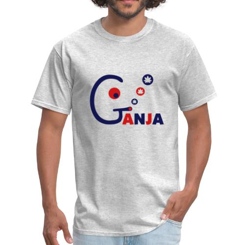 Ganja - Men's T-Shirt