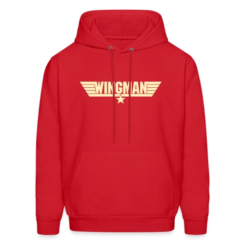 Wingman Hood - Men's Hoodie