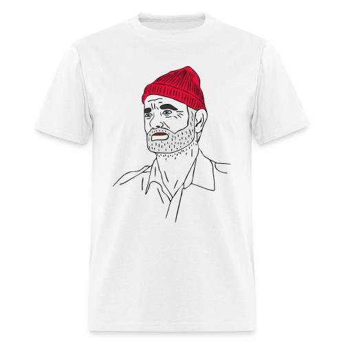 Steve Zissou - Men's T-Shirt