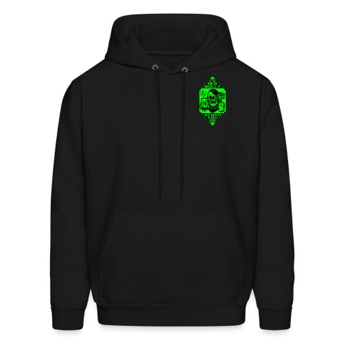 cyber bully death squad - Men's Hoodie