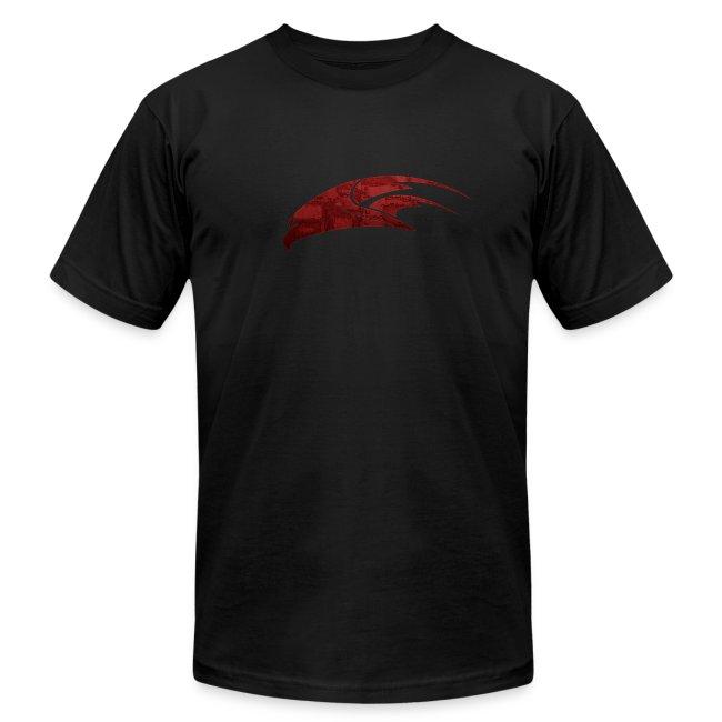 The Hawk - Digital Red (Men's)