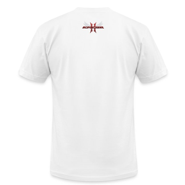 The Hawk - Digital Red (Men's)