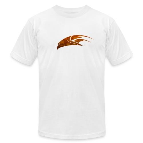 The Hawk - Digital Orange (Men's) - Men's  Jersey T-Shirt