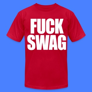 Fuck Swag T-Shirts - stayflyclothing.com - Men's T-Shirt by American Apparel