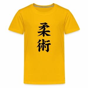 Jiu Jitsu (Kids Tee) - Kids' Premium T-Shirt