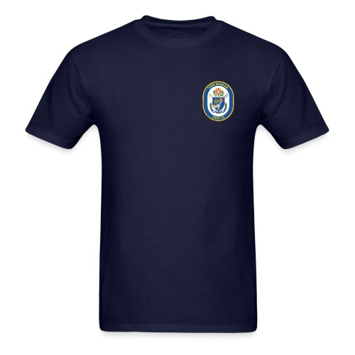USS MAHAN DDG-72  - Men's T-Shirt