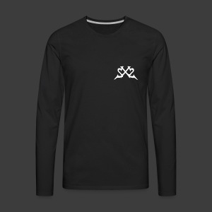 Kazame 2x2 - Men's Premium Long Sleeve T-Shirt