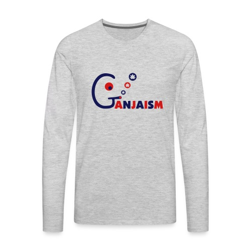 Ganjaism - Men's Premium Long Sleeve T-Shirt