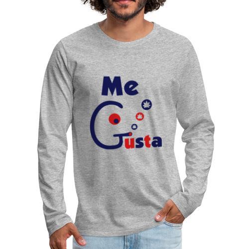 Me Gusta - Men's Premium Long Sleeve T-Shirt