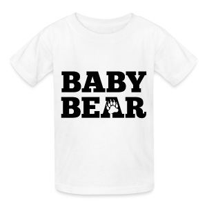 Baby Bear Child T-Shirt - Kids' T-Shirt