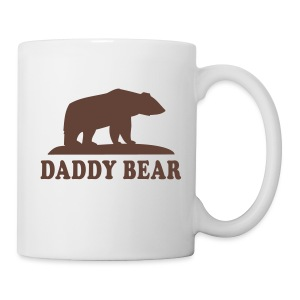 Daddy Bear Mug - Coffee/Tea Mug