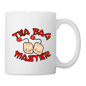 Tea Bag Master Mug - Coffee/Tea Mug