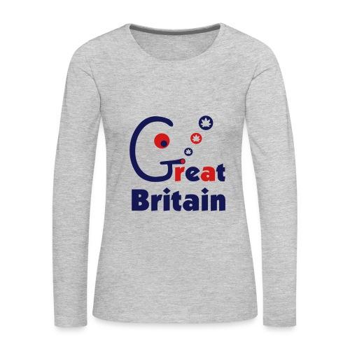 Great Britain - Women's Premium Long Sleeve T-Shirt