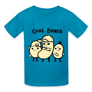 Cool Beans - Child's TShirt - Kids' T-Shirt