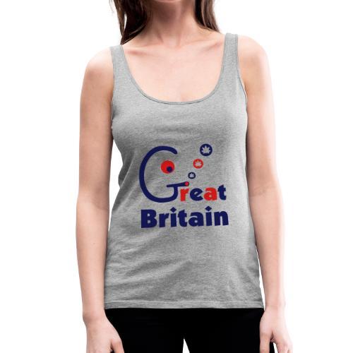 Great Britain - Women's Premium Tank Top