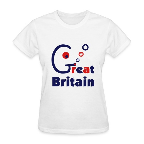 Great Britain - Women's T-Shirt