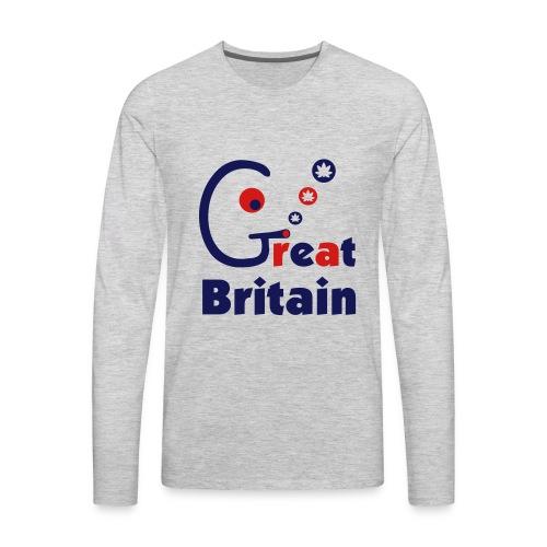 Great Britain - Men's Premium Long Sleeve T-Shirt