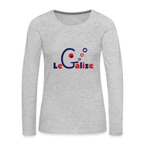 Legalize - Women's Premium Long Sleeve T-Shirt