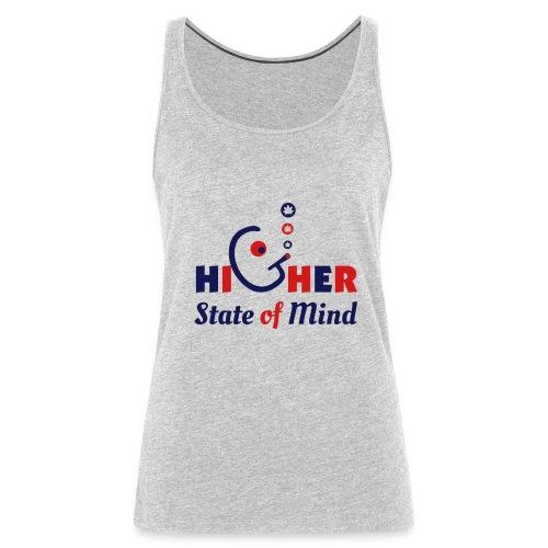 Higher State of Mind - Women's Premium Tank Top