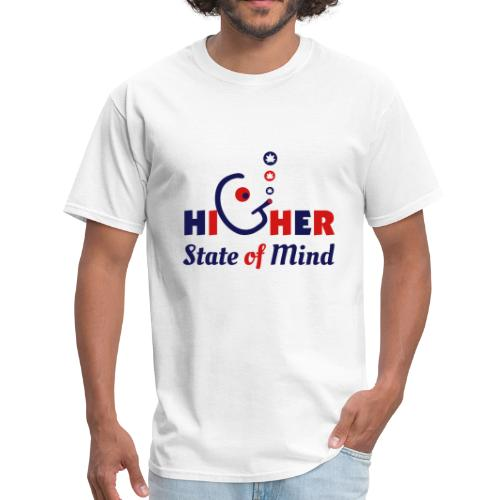 Higher State of Mind - Men's T-Shirt