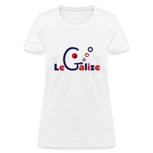 Legalize - Women's T-Shirt