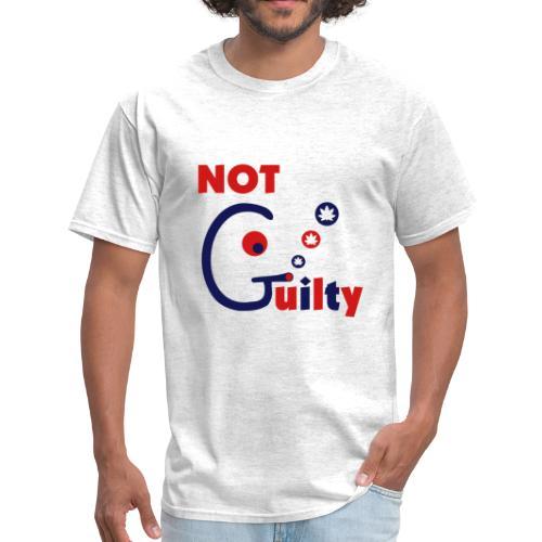Not Guilty - Men's T-Shirt