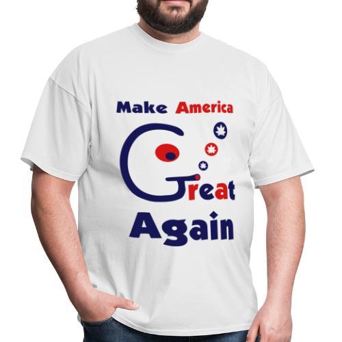 Make America Great - Men's T-Shirt