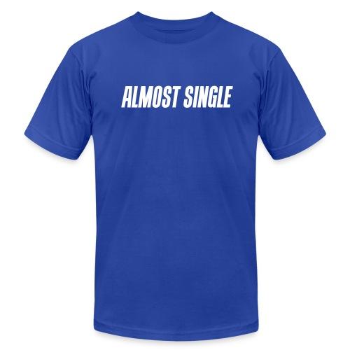 Almost single - Men's Fine Jersey T-Shirt
