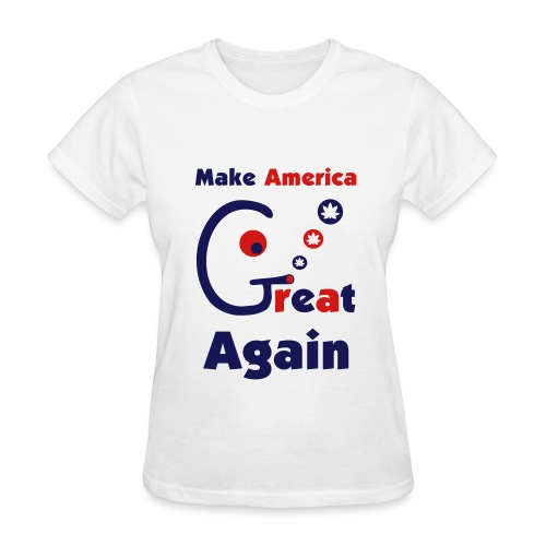 Make America Great - Women's T-Shirt