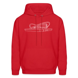 Congress Hall Berlin - Men's Hoodie
