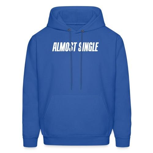 Almost single - Men's Hoodie