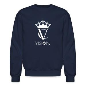 Unisex Vision Crew - Crewneck Sweatshirt