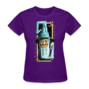 Wizard - Women's T-Shirt