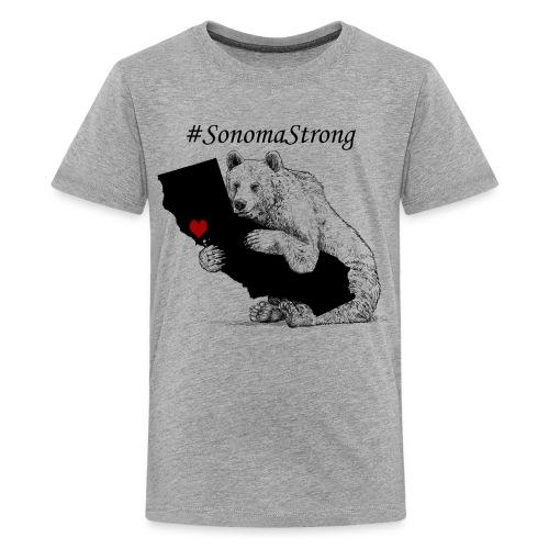 Sonoma Strong T-shirt (kids) - Kids' Premium T-Shirt