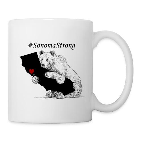 Sonoma Strong Mug - Coffee/Tea Mug