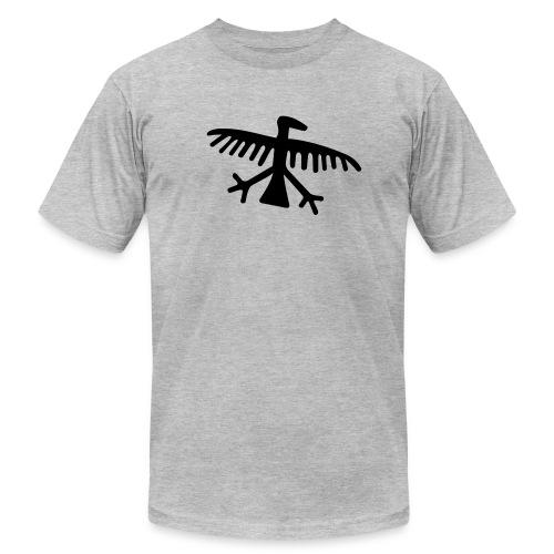 Petroglyph Eagle - Men's  Jersey T-Shirt