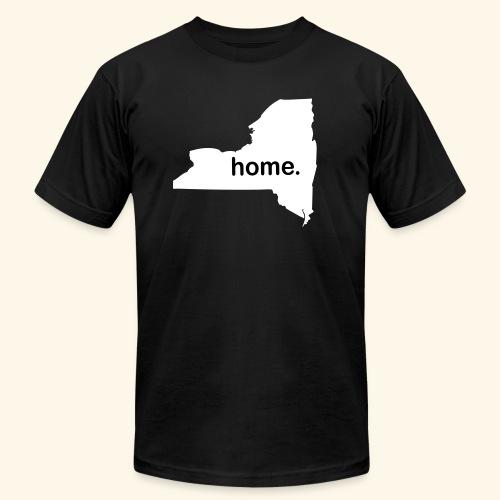 New York Home - Men's Fine Jersey T-Shirt