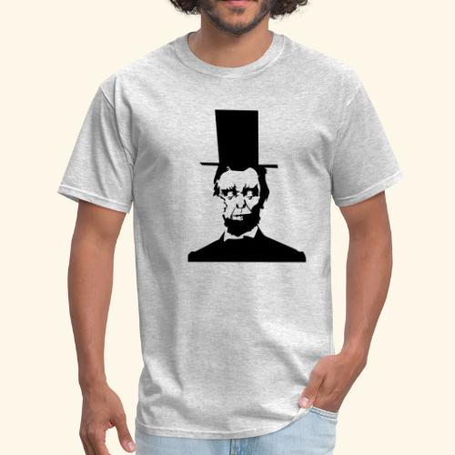 Zombie Lincoln - Men's T-Shirt