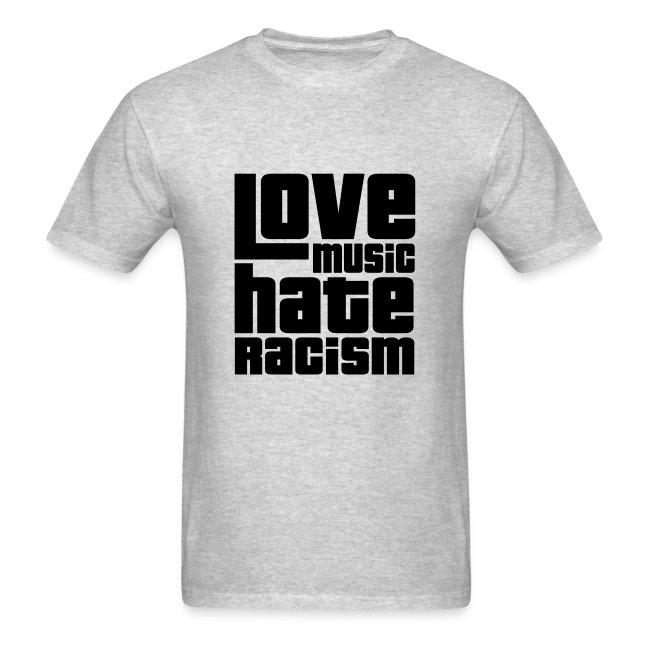 Love Music Hate Racism (Men)