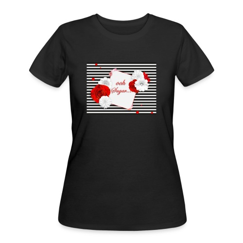 ooh Sugar blk - Women's 50/50 T-Shirt