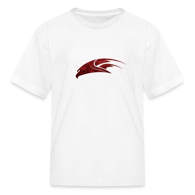 The Hawk - Digital Red (Kids)