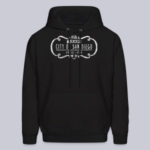 One and Only San Diego - Men's Hoodie