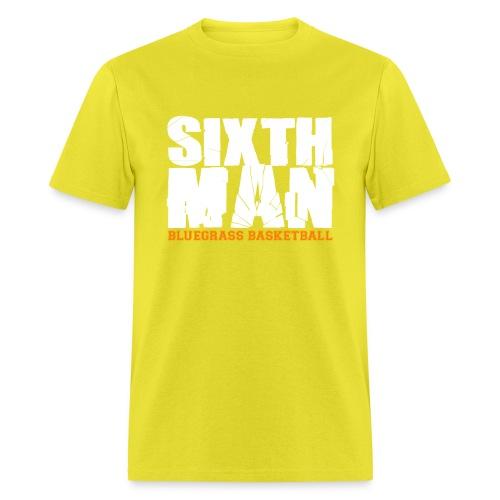 Sixth Man Fan Tee (Multiple Colors) - Men's T-Shirt
