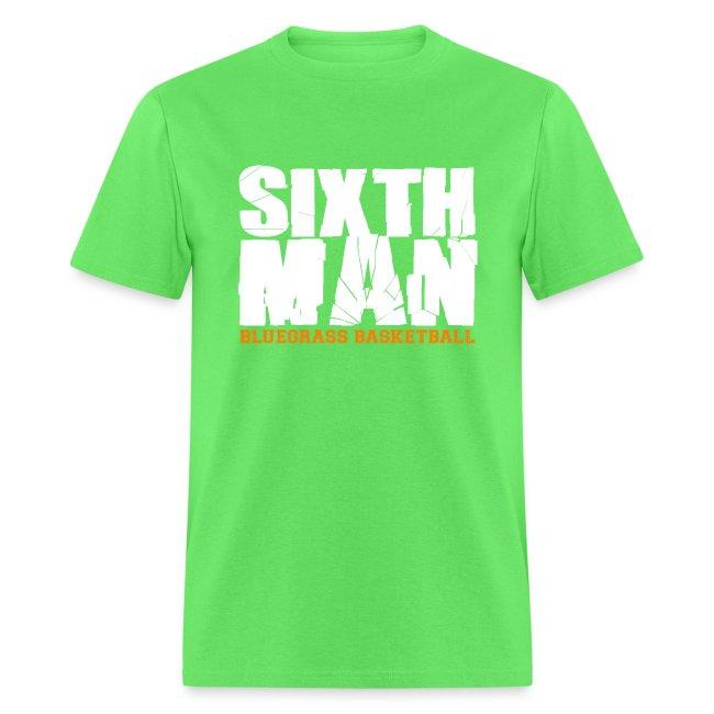 Sixth Man Fan Tee (Multiple Colors)