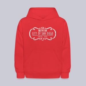 One and Only San Diego - Kids' Hoodie