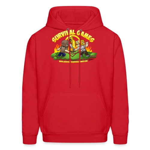 MCSG: The Games Have Begun Hoody - Men's Hoodie