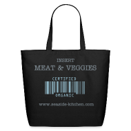 Bags & backpacks ~ Eco-Friendly Cotton Tote ~ Eco Friendly Grocery Tote