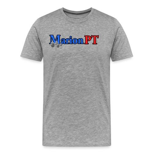 MarionPT Classic Sport Grey - Men's Premium T-Shirt
