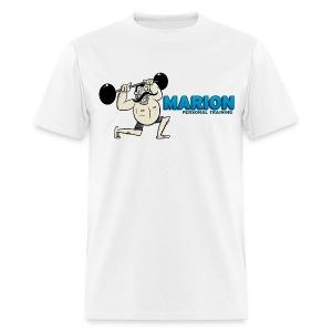 MarionPT Old School - Men's T-Shirt