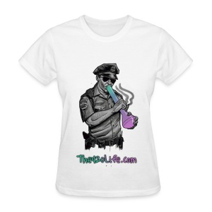 COP SMOKING T-Shirt Women - Women's T-Shirt